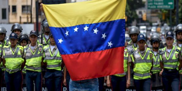 ¿Cuántos Venezolanos Más Deben Morir? Presión Internacional No Puede Parar.