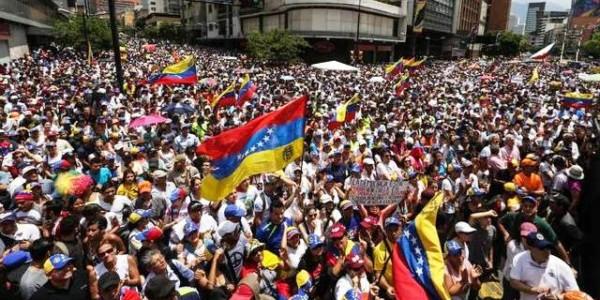 La ONU Le Exigió Al Régimen De Nicolás Maduro Que Respete El Derecho A La Manifestación.