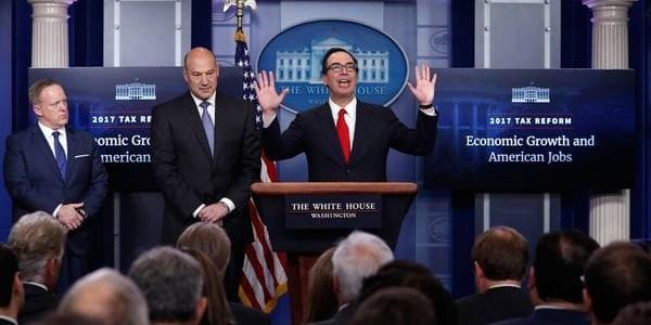 Las Siete Claves De La Rebaja Histórica De Impuestos En Estados Unidos.