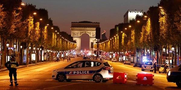Otro Ataque Terrorista En París.