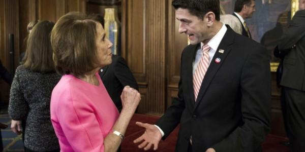 Acuerdo Bipartidista Por Presupuesto De EE.UU.: Sin Muro Y Sin Recortes.