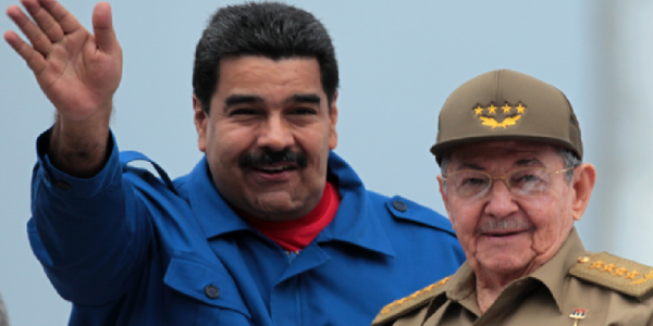 Cuba Detrás De Maduro