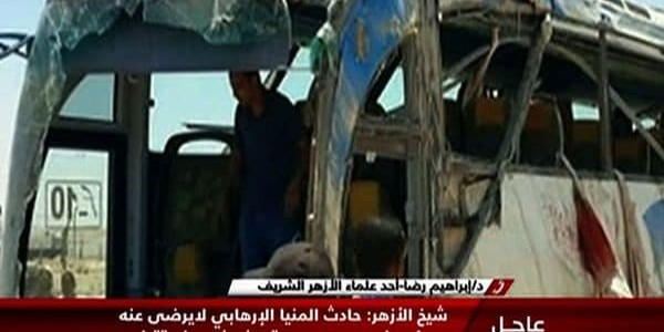 El Estado Islámico Reivindicó El Ataque Contra Cristianos Coptos Que Dejó 29 Muertos En Egipto.