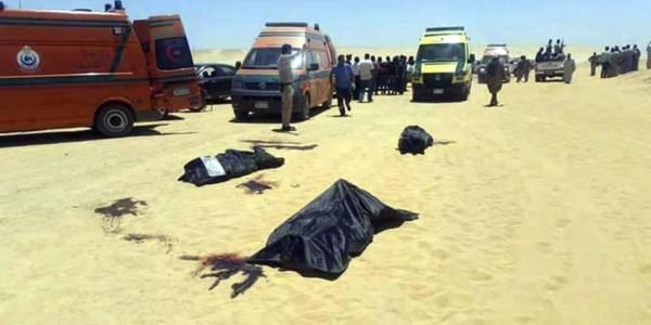 Estado Islámico Asume La Autoría De La Matanza De Coptos En Egipto