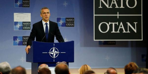 La OTAN Se Une A La Coalición Contra El Estado Islámico, Pero No Entrará En Combate.