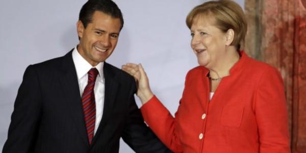 INSÓLITO: Angela Merkel Critica A EEUU Por Controlar Crisis Migratoria.