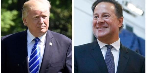 Cuba Y Venezuela En La Agenda De Reunión Trump-Varela.