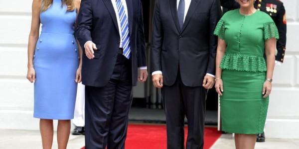 Donald Trump Y El Presidente De Panamá Conversaron Sobre Cuba Y Venezuela.