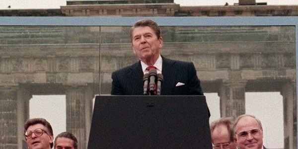 A 30 Años Del Más Trascendental Discurso De Ronald Reagan Contra La Unión Soviética.