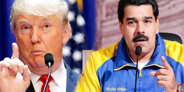 """Donald Trump Comparó Al Régimen Chavista Con El Castrista Y Exigió """"libertad"""" En Venezuela."""