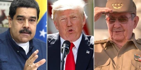 Las Opciones Que Evalúa Estados Unidos Respecto A Cuba Y Venezuela