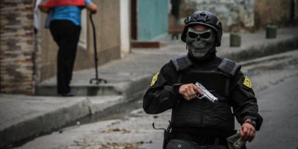 Terrorismo De Estado En Venezuela Para Mantener La Revolución Socialista.