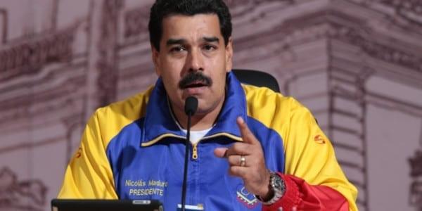 """Nueva Amenaza De Maduro: """"Lo Que No Se Pueda Con Los Votos Lo Haríamos Con Las Armas"""" – VIDEO"""