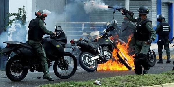 Confirmaron La Muerte De Otros Cinco Manifestantes: Ya Son 99 Las Víctimas De La Represión Chavista.