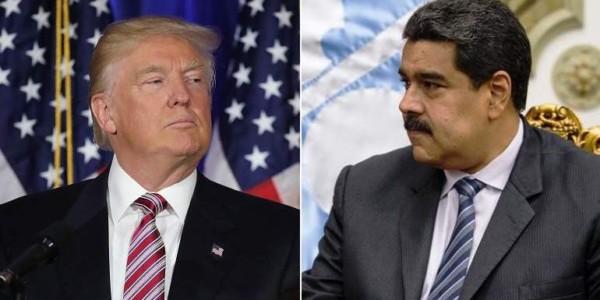 Administración Trump Sancionará A Funcionarios Del Régimen De Maduro.