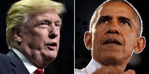 Donald Trump Pidió Que Se Ponga El Foco En Barack Obama Al Investigar La Injerencia Rusa En Las Elecciones De 2016.