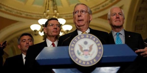 Victoria Para Trump: Republicanos Obtienen Los Votos Para Debatir El Reemplazo Del Obamacare.