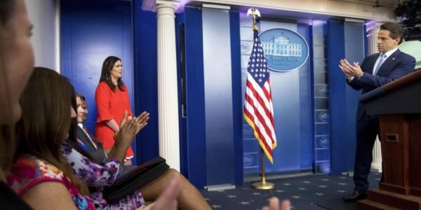 Casa Blanca Tiene Nuevo Director De Comunicaciones Y Secretaria De Prensa.