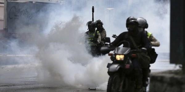 Cuatro Jóvenes Opositores Fueron Asesinados Durante El Paro General En Venezuela.