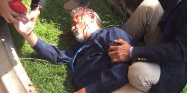 Chavistas Armados Asaltan El Parlamento En Venezuela Y Dejan A Diputados Gravemente Heridos.