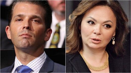 El Misterioso Caso De La Abogada Rusa Que Se Reunió Con El Hijo De Donald Trump.