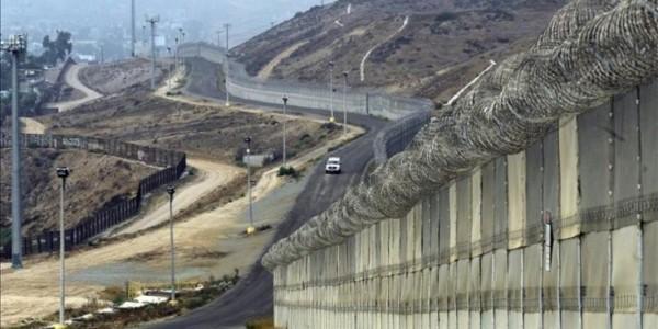Cámara Baja De EE.UU. Aprueba 1,600 Millones De Dólares Para El Muro Con México.
