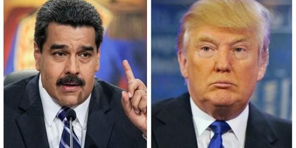 La Resistencia Contra Trump Vs. La Resistencia Contra Maduro.