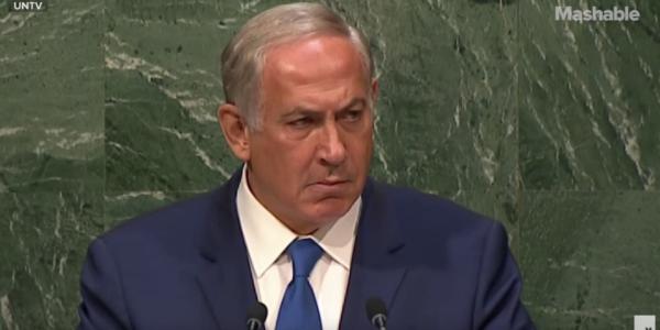 Netanyahu Arremete Contra La 'insensata' Europa.