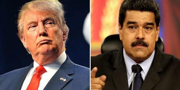 Las Opciones Que Maneja Donald Trump Frente A La Crisis En Venezuela.
