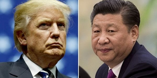 Donald Trump Acusó A China De No Hacer Nada Con Respecto A Corea Del Norte.