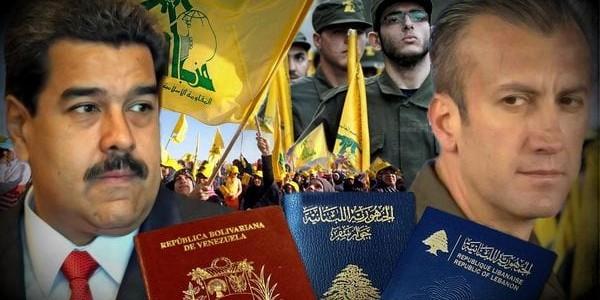 Estados Unidos Denunció Vínculos Entre El Régimen De Nicolás Maduro Y Los Terroristas De Hezbollah.