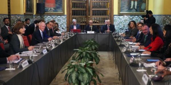 """EEUU Celebra Declaración De Lima Y Pide """"medidas Fuertes"""" Contra El Chavismo."""
