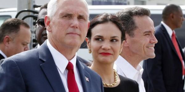 "Vicepresidente Mike Pence Califica De ""tirano"" A Nicolás Maduro."
