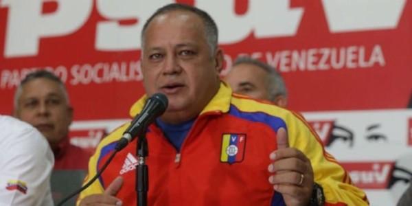Señalan A Diosdado Cabello Como Autor Intelectual De Un Plan Para Asesinar Al Senador Marco Rubio.