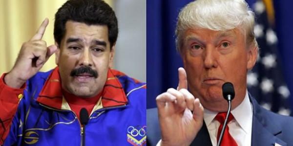 Contraste Político En EE.UU. – Obama Ayudó Al Régimen Castrista Mientras Trump Sancionó A Nicolás Maduro.