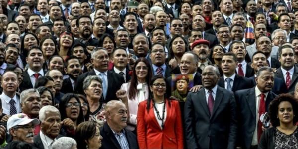 Golpe De Estado En Venezuela: Constituyente De Maduro Disuelve Y Reemplaza Al Parlamento.