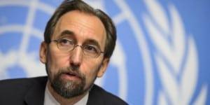 Las conclusiones de un equipo de expertos de la ONU apuntan a un patrón de violación de derechos humanos durante las manifestaciones de Venezuela