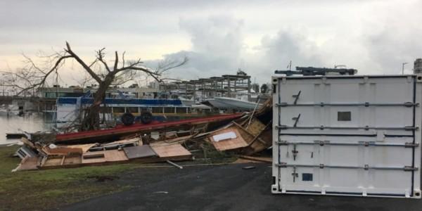Trump Aprobó La Reconstrucción De Puerto Rico.