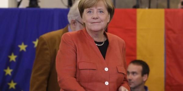 Cuatro Años Más Para Merkel Al Vencer Su Partido A La Ultraderecha.