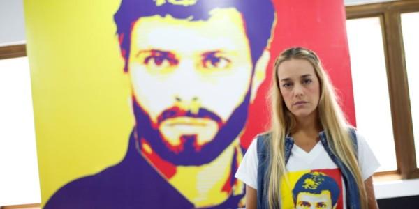 Procesarán A Lilian Tintori, Esposa De Opositor Venezolano.