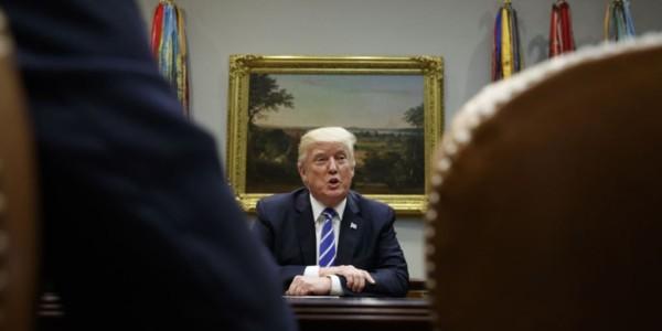 Trump Busca Apoyo Bipartidista Para Reforma Fiscal.