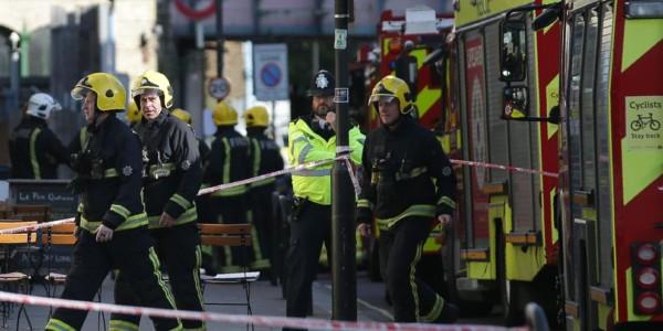 Estado Islámico Reivindica El Ataque Terrorista En El Metro De Londres.