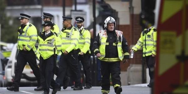 Detenido Un Joven De 18 Años Detenido Sospechoso Del Atentado Del Metro De Londres.