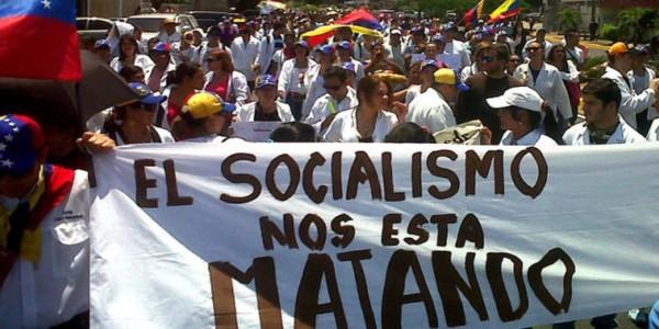 Venezuela: Una Profunda Crisis Humanitaria Producto Del Socialismo Bolivariano.