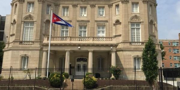 Estados Unidos Expulsa A Diplomáticos Cubanos De Embajada En Washington.