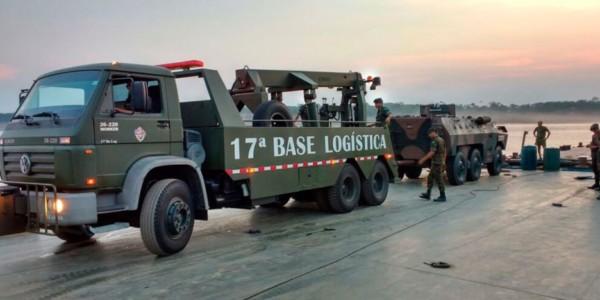Estados Unidos Inicia Ejercicios Militares En Amazonia Con Tropas De Brasil, Perú Y Colombia.