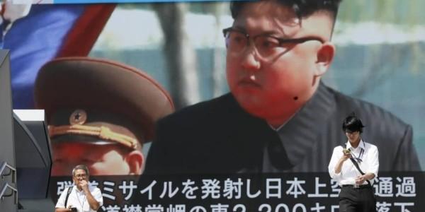 """Kim Jong-un Amenaza Con La Bomba De Hidrógeno: """"Domesticaré Con Fuego Al Viejo Chocho Estadounidense"""""""