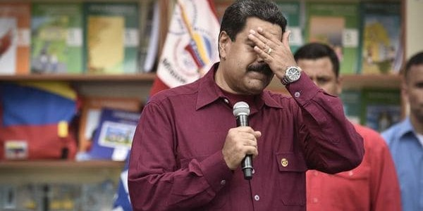 Las Sanciones De Trump A La Dictadura De Maduro Comienzan A Dar Resultados.