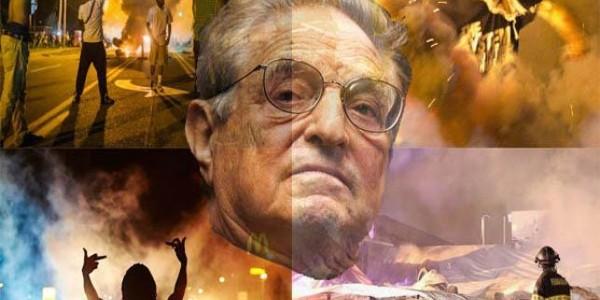 Decenas De Miles De Ciudadanos Estadounidenses Exigen A Donald Trump Reconocer A George Soros Como Un Terrorista.