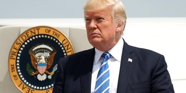 """Donald Trump Volvió A Negar La """"colusión"""" Con Rusia, Ante Los Fuertes Rumores De Un Inminente Arresto Y Presentación De Cargos."""